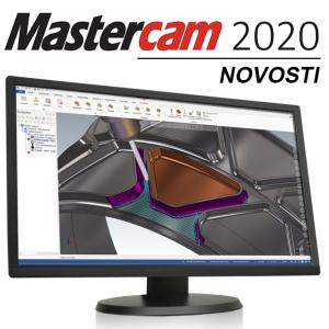 Mastercam 2020 novosti